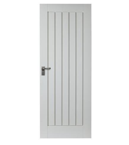 Primed Dordogne | Internal Stile & Rail Doors | Doors & Joinery | Howdens Joinery