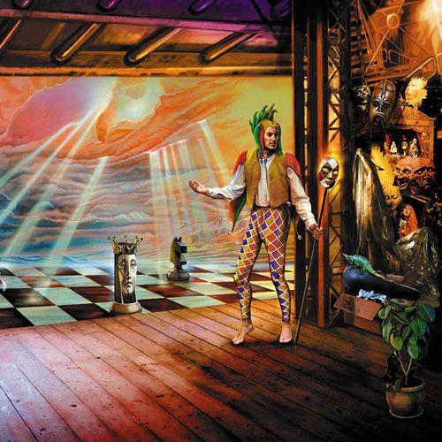 Curtain Call Box Set, Mark Wilkinson/Marillion