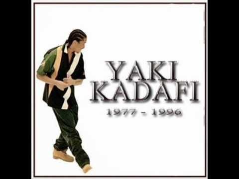 i am immortal // yaki kadafi