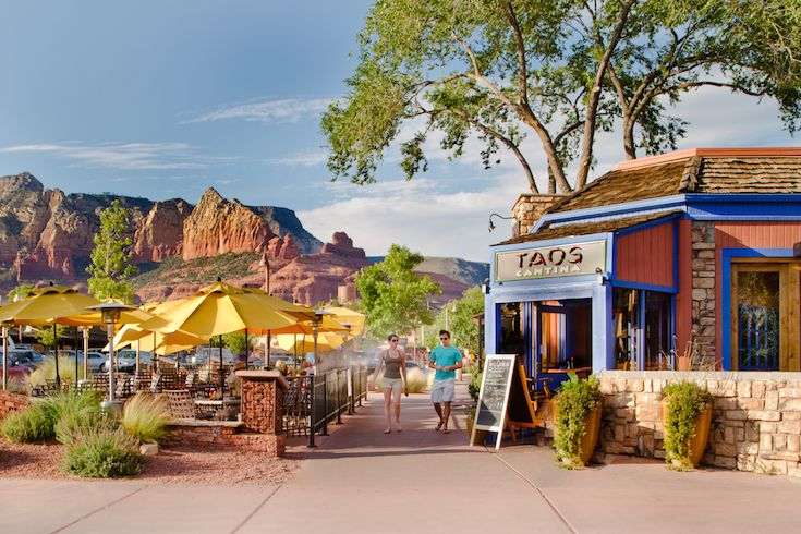 Taos Cantina Southwestern And Mexican Cuisine With The Best Views Http Www Sedona Restaurantsphoenix