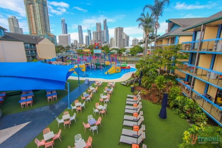 Paradise Resort Gold Coast – Heaven for kids, Paradise for parents!