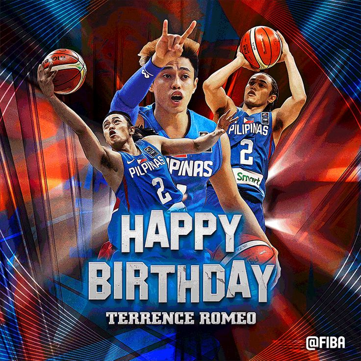 Terrence Romeo, Philippines, PBA, GlobalPort Batang Pier, FIBA Asia Championship, basketball, sports, social media design, graphics