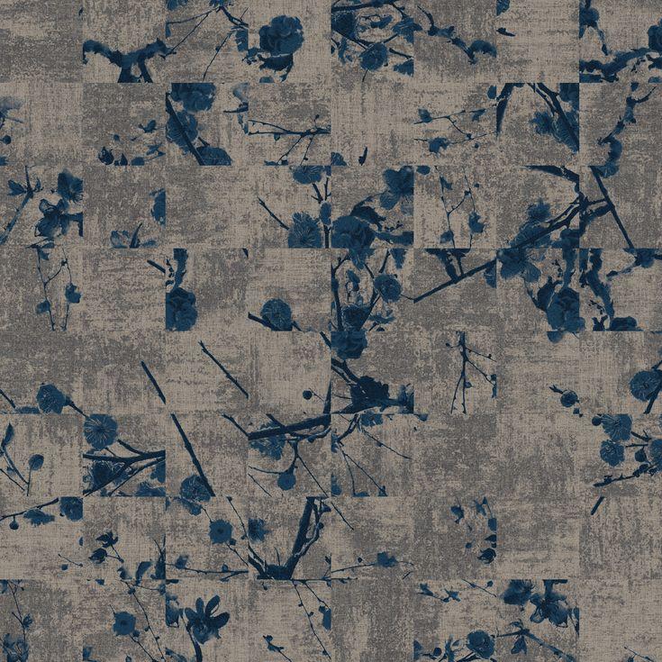 RAWLINE SCALA VELVET BLOOM RFM52952544 Designer Carpet