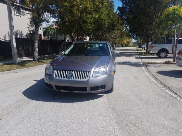 2007 mercury milan (Miami) $3350