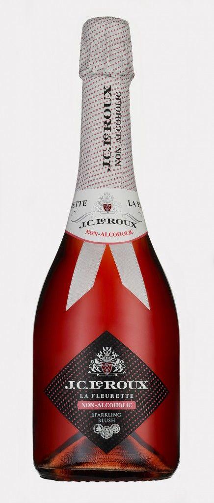La Fleurette Non-Alcoholic – Brand new Sparkling Blush from J.C. Le Roux