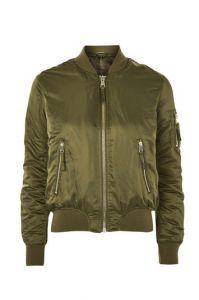 grüne Bomberjacke | Herbst Style | locker&lässig | Trendy