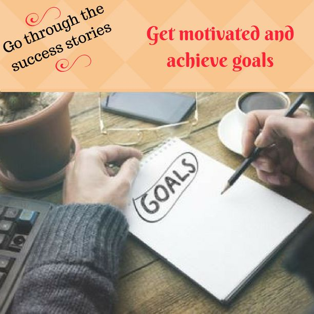 Go through the #SuccessStories to know how Sid can help. Get motivated and achieve your goals.