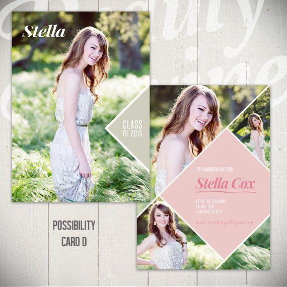 Modèles de carte Senior : Possibilité par LaurieCosgroveDesign