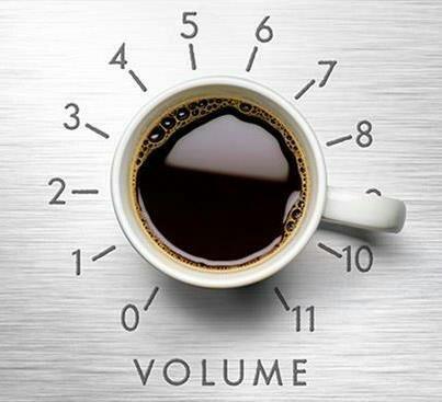 Turn it up good n loud ✯ ♥ ✯ ♥ C(_) •♥•✿ڿ(̆̃̃• ✯ ♥ ✯ ♥   Yes - it should shout