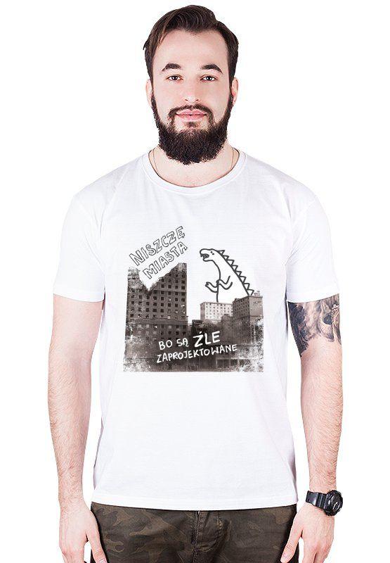 Głosy w mojej głowie Oficjalna koszulka Głosy w mojej głowie głosy,w.mojej.głowie