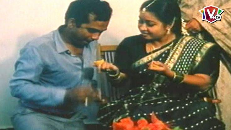 Srilakshmi and Brahmanandam Hilarious Comedy Scene - Choopulu Kalasina Shubhavela Movie   Mohan