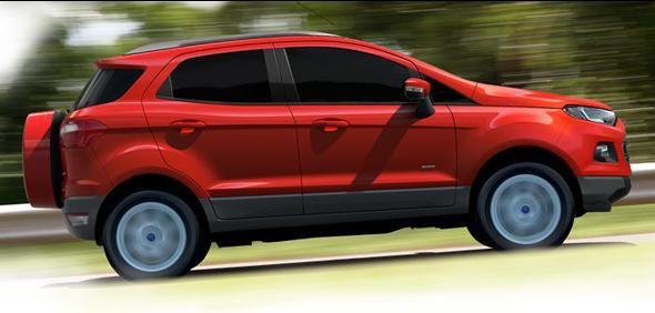 Ford Ecosport SUV car reviews @ AutoInfoz.Com... http://www.autoinfoz.com/road-test/Ford-EcoSport-SUV-Expert-Review-9.html