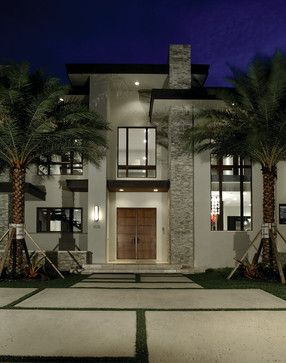 Hollywood Waterfront - contemporary - exterior - other metro - Barron Development Corp.
