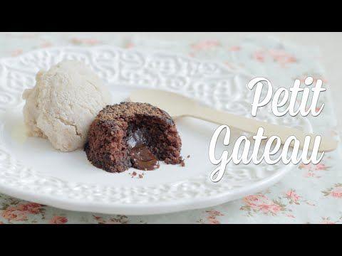 Petit Gateau Vegano - Presunto Vegetariano