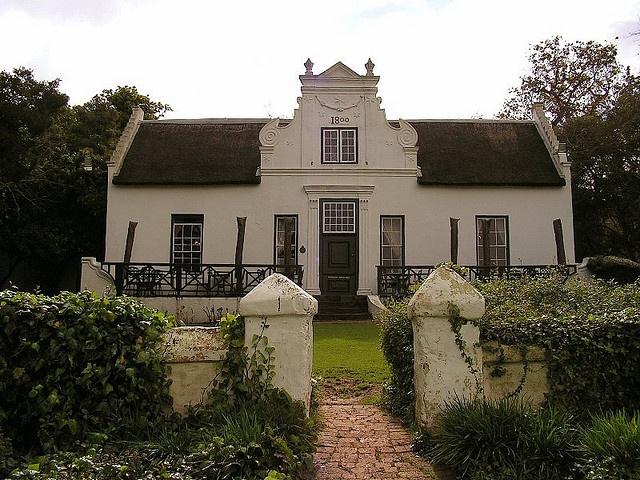 Beautiful Cape Dutch home