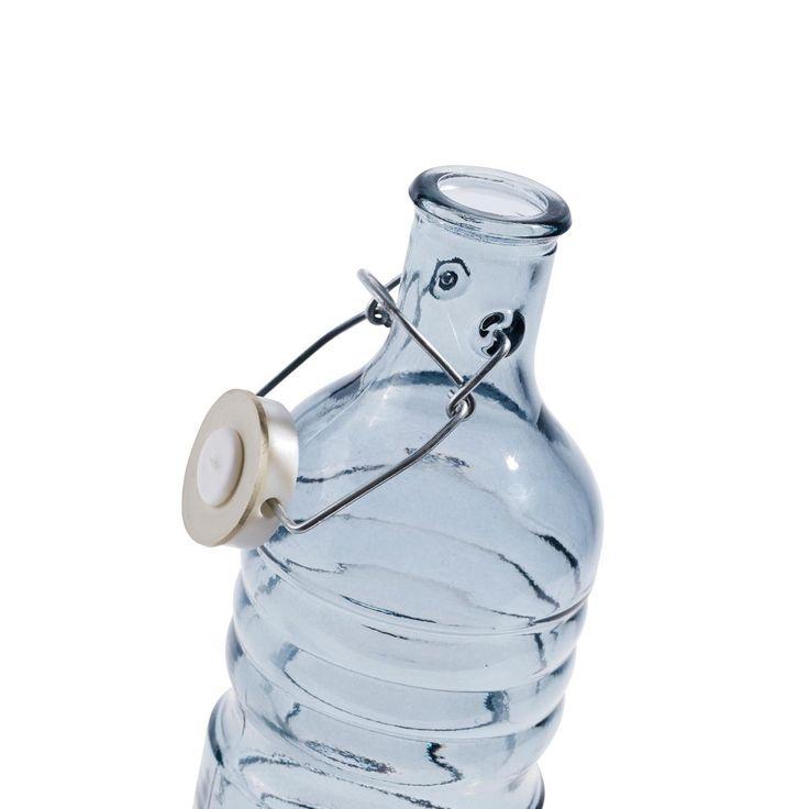 Bottle Light Blue