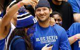 Tony Romo Dishes On Why He's A Duke Fan | Dallas Cowboys