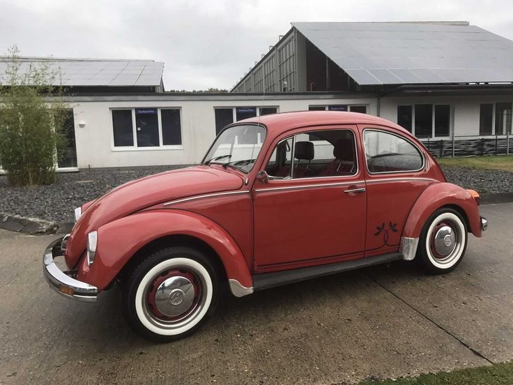 Oldtimer VW Käfer Dezember 84 Samtrot Tüv H-Zulassung neu