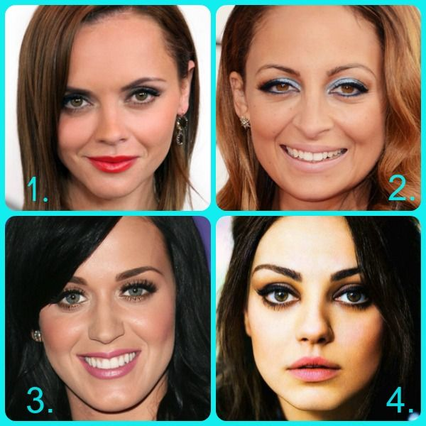 Female Celebrities With Big Eyes 10 Secret Eye Makeup Tricks And Nails Tips