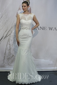 Brides: Jane Wang - Spring 2014 | Bridal Runway Shows | Wedding Dresses and Style | Brides.com