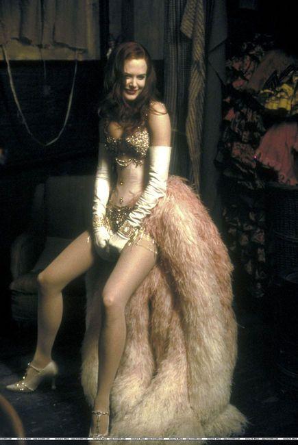 Nicole Kidman Moulin Rouge Dress   Nicole Kidman and Moulin Rouge! (#750210) / Coolspotters