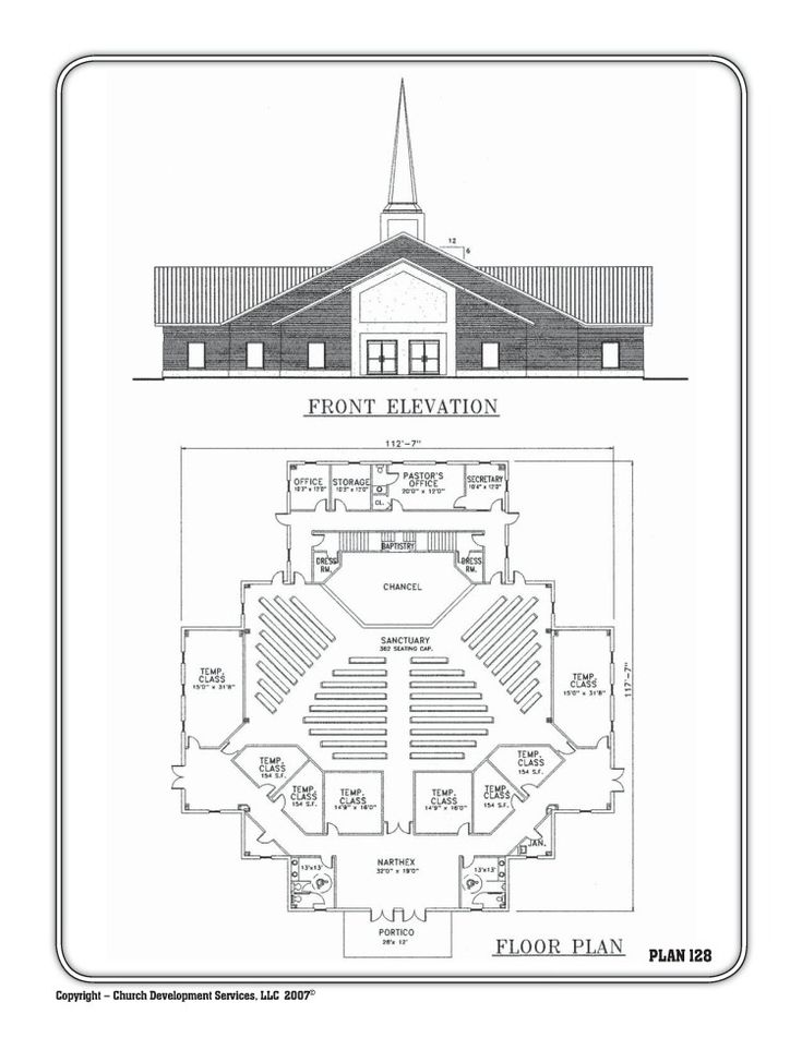 Church Floor Plans Free Designs Building Pinterest Design And Churches