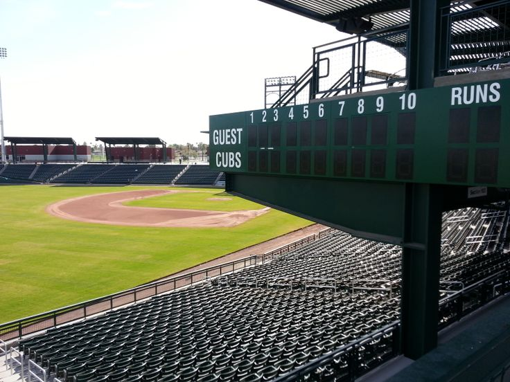 Cubs Spring Training  Travel Packages
