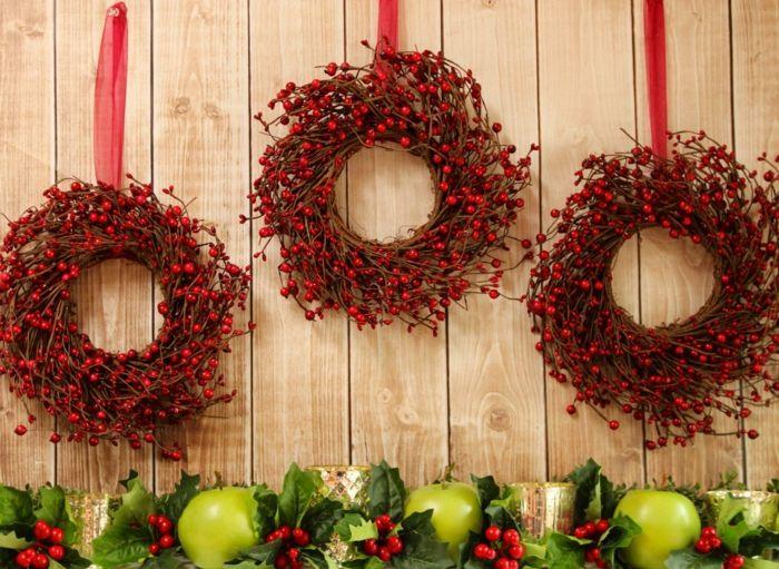 M s de 25 ideas incre bles sobre adornos caseros de - Adornos de arbol de navidad caseros ...