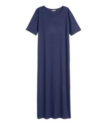 Dame | Kjoler og Jumpsuits | Halvlange kjoler | H&M DK