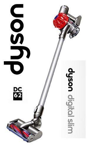 ¡Mínimo Histórico! Aspiradora sin cable Dyson Digital Slim DC62 por 249 euros.