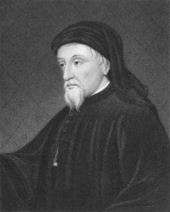 the different types of love in the canterbury tales by geoffrey chaucer The canterbury tales is a book of stories written by geoffrey chaucer  they all tell different types of stories and they tell them in different ways the big .
