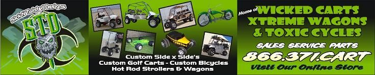 Hot Rod Stroller , Peddle , Go-Kart Fiberglass Bodies