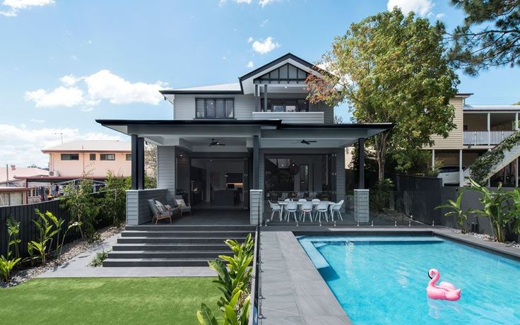 The Bulimba residence – A Forever Home in an Australian Hamptons style | Scyon Wall Cladding And Floors
