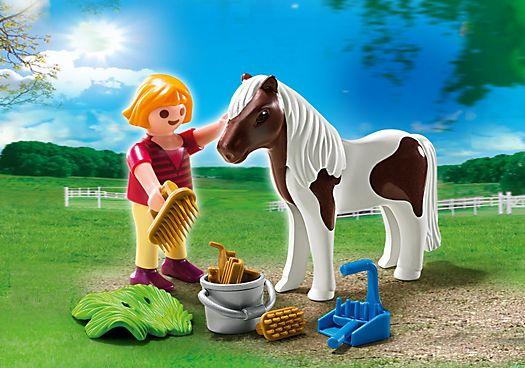 Special Plus: 5291 - Meisje met pony