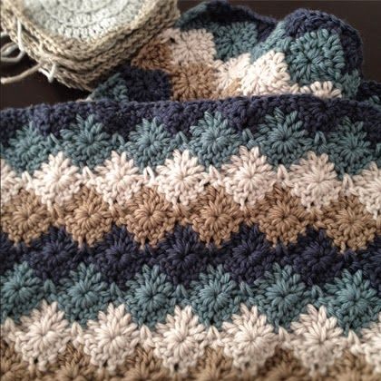 Beautiful Harlequin Stitch