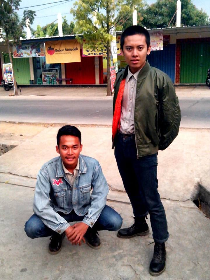 With my friend #Tommy