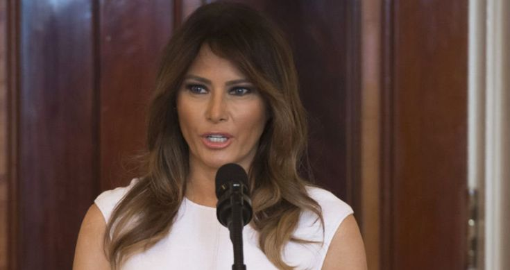 Melania Trump's Powerful Speech On School Shooting Silences The Entire Room – You Could Hear A Pin DropMelania Trump's Powerful Speech On School Shooting Silences The Entire Room – You Could Hear A Pin Drop