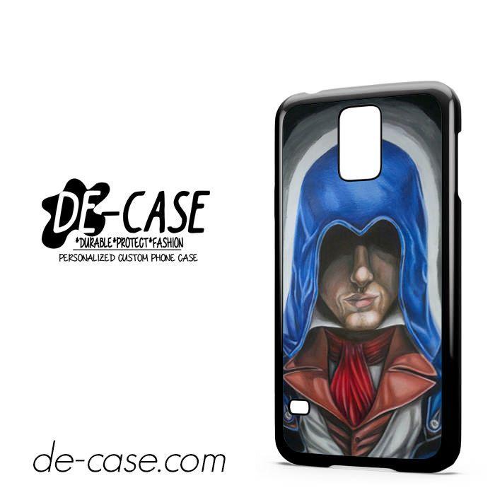 Arno Dorian Assasins Creed Unity For Samsung Galaxy S5 Case Phone Case Gift Present YO