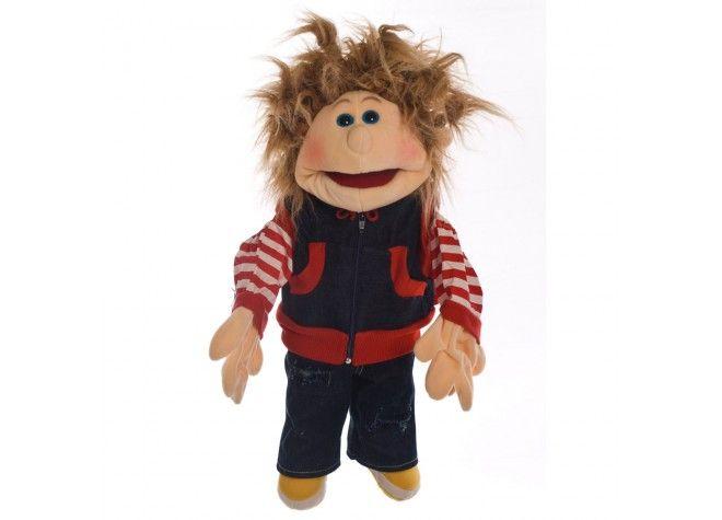 Living Puppets große Handpuppe Ronja W277 von Living Puppets bei SpielundLern online bestellen
