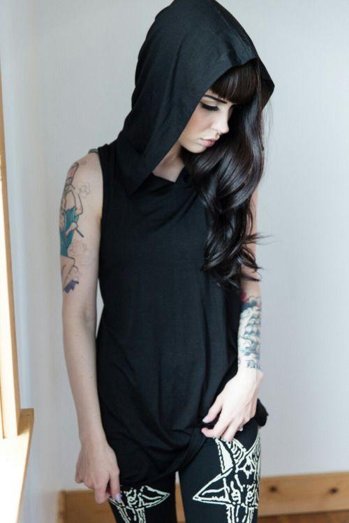 More Hot Tattoo Girls at...