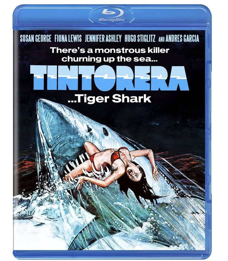 Scorpion Releasing Bringing 2 Shark Adventure Films To Blu Ray Adventure Film Shark Blu