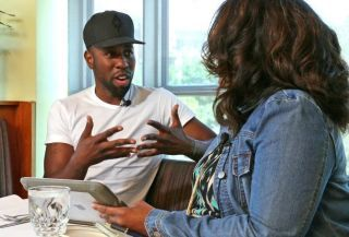 From Relaxed to All Natural: Johnny Wright, the Man Behind Michelle Obama's Hair