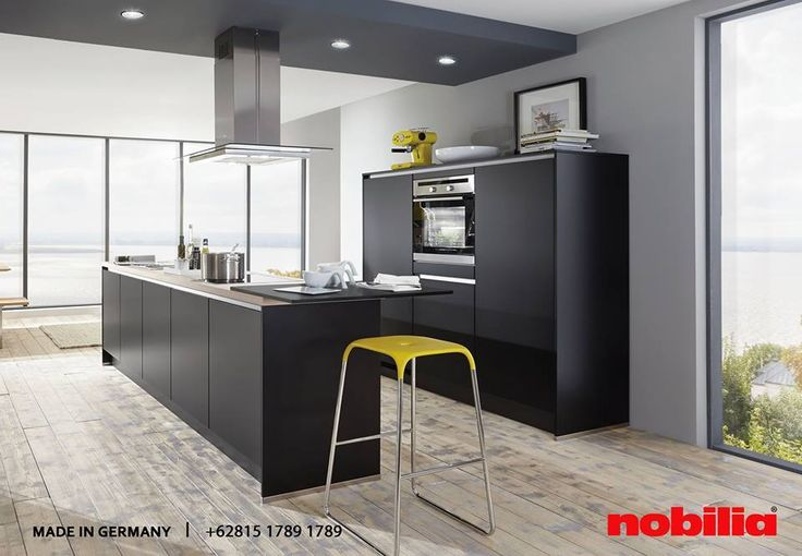 Nobilia Kitchen The handleless aesthetic, along with the most - nobilia küchen farben