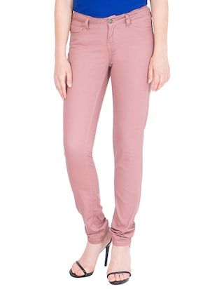 Check out what I found on the LimeRoad Shopping App! You'll love the Pink Cotton Chinos Trouser. See it here http://www.limeroad.com/products/13275824?utm_source=10570b8bd1&utm_medium=android