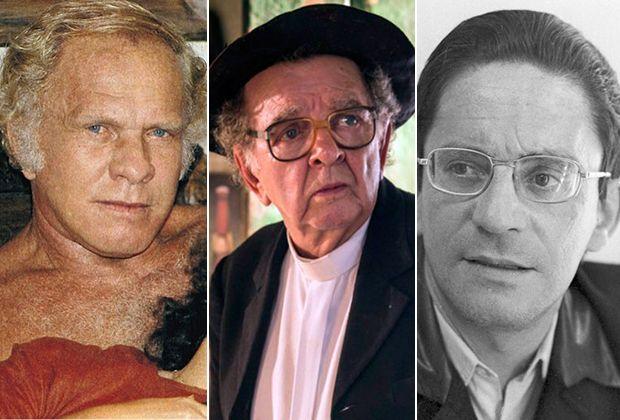 45 atores e outros profissionais de TV que faleceram durante as novelas