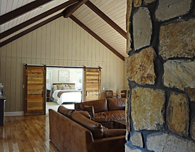 32 best sliding barn doors images on pinterest reclaimed - Reclaimed wood interior barn doors ...