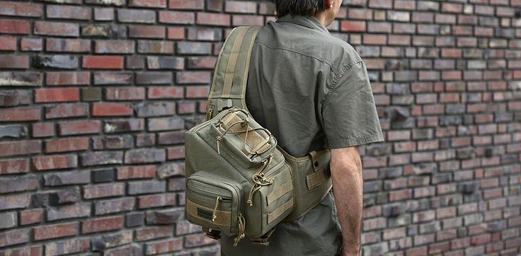 KOHIKO™ sling camera backpack.
