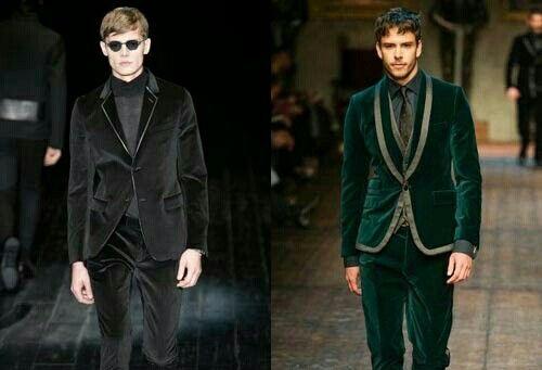 Kadife kumaş 2014-2015 kışında erkekleri hem şık gösterecek hem de sıcacık tutacak. Kadifenin genellikle ceketlerde ve ceket takımlarda görülmesi önemli detaylardan... #mensfashion #fashion #style #erkekmodası #moda #stil