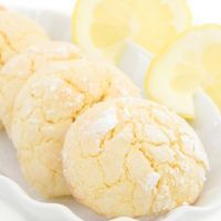 Copycat Girl Scout NEW Savannah Smiles Cookies-with 6oz lemonade concentrate.