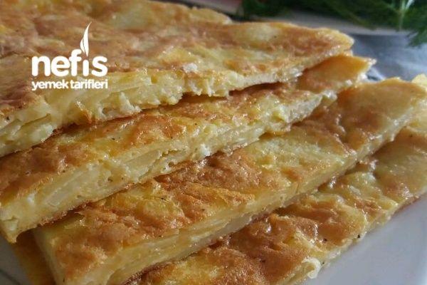 Patatesli Omlet Tarifi nasıl yapılır? 507 kişinin defterindeki Patatesli Omlet Tarifi'nin resimli anlatımı ve deneyenlerin fotoğrafları burada. Yazar: Damla A.